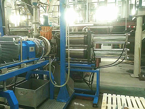 Anji Huge Double-piston Continuous Screen Changer